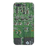 Funny circuit board case for iPhone SE/5/5s
