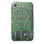 Funny circuit board Case-Mate iPhone 3 case
