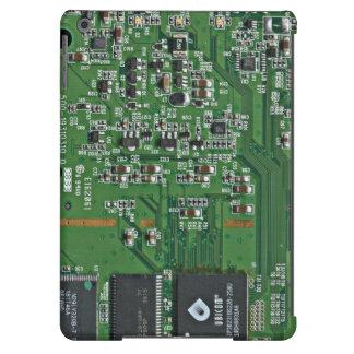 Funny circuit board iPad air cover