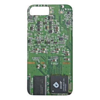 Funny circuit board iPhone 7 plus case