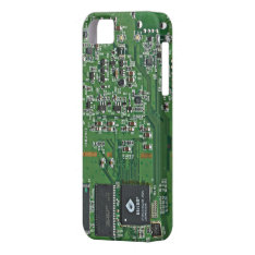 Funny Circuit Board Iphone Se/5/5s Case at Zazzle