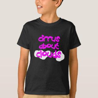 Funny Cirrus Cloud T-Shirt