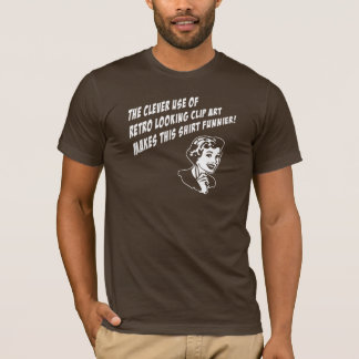 Funny Clip Art Shirt