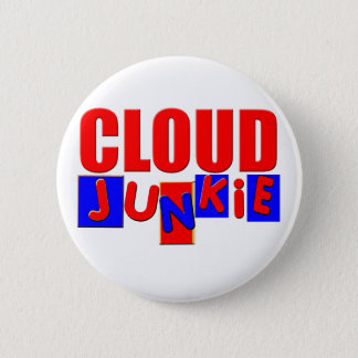 Funny Cloud Button