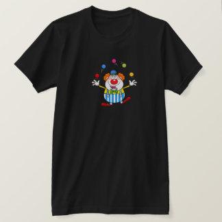 Funny Clown Juggling Mens T-Shirt