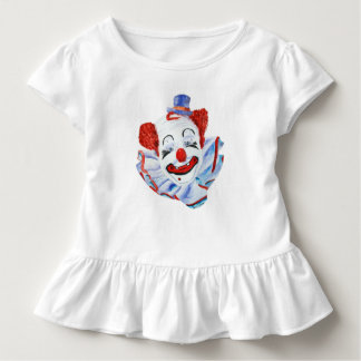 Funny Clown Toddler T-shirt
