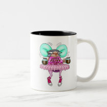 Funny Coffee Fairy Mug Spectickles