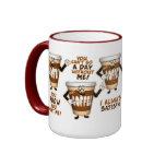 Funny Coffee Humor Coffee Mugs