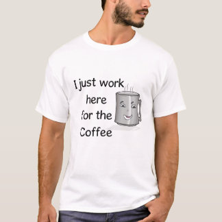 Funny Coffee Lover T-shirt