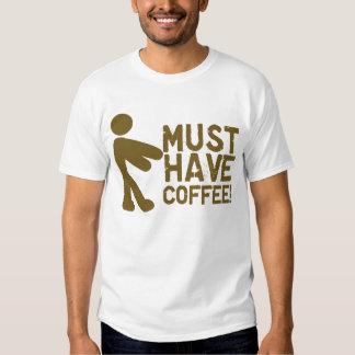 Funny Coffee Lover Tshirts