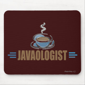 Funny Coffee Mouse Pad