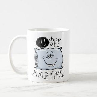 Funny Coffee Mug, #1 BFF Coffee Mug