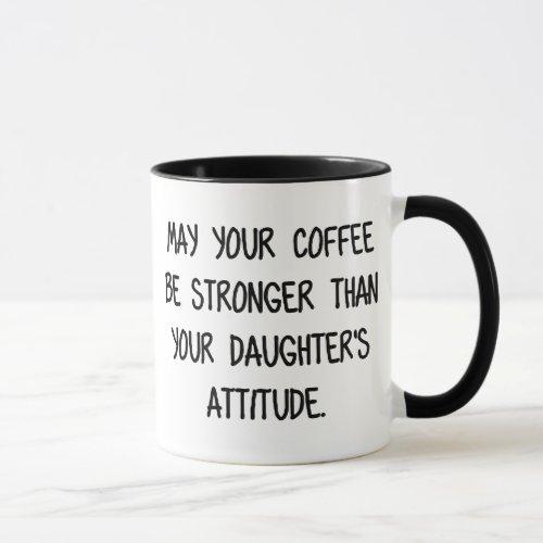 Funny Coffee Mug for Mom and Dad