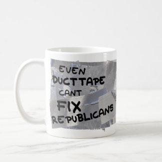 Funny Coffee Mug Gift - Can't Fix Republican