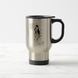 Funny Coffee Mug: Who Moved My Cheese?