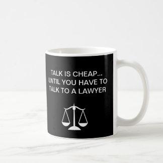 Funny Coffee Mugs Lawyers Basic White Mug
