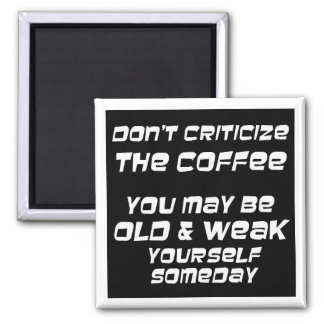 Funny coffee sayings humor kitchen novelty magnets