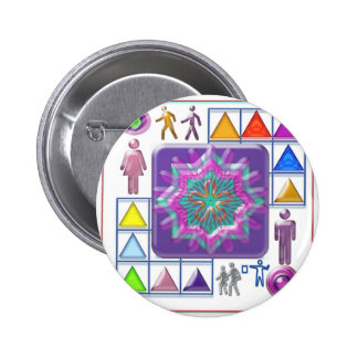 FUNNY Color Cartoons PURPLE Show :lowprice GIFTS Pins