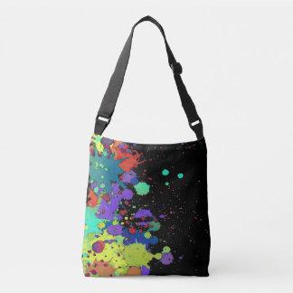 FUNNY COLOR SPLASHes I + your backgr. & ideas Tote Bag