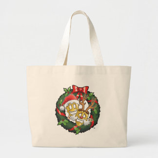Funny Comedy & Tragedy Christmas Masks Bags