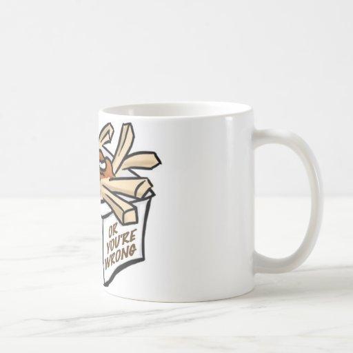 funny comfort food apparel coffee mugs