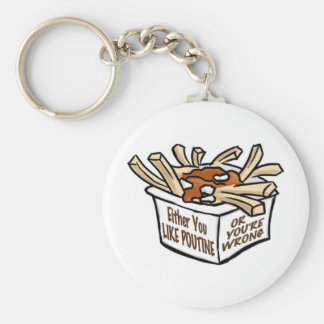 funny comfort food apparel keychain