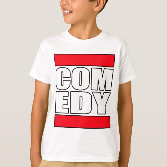 funny Comic Comedy stand up Comedian T-Shirt
