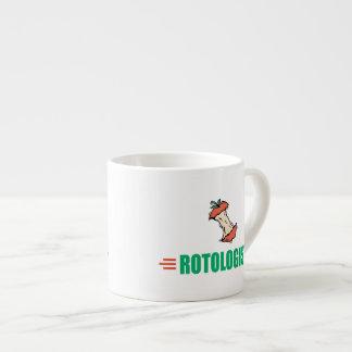 Funny Composting Espresso Cup