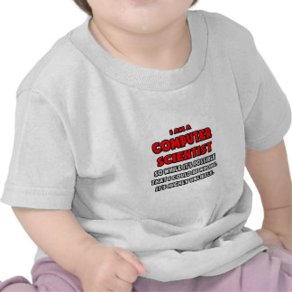 Funny Computer Scientist .. Highly Unlikely Shirt
