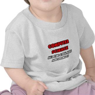 Funny Computer Scientist Shirts T Shirt