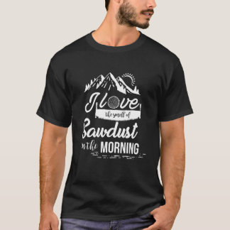 Funny Construction, Woodworker & Carpenter T-shirt