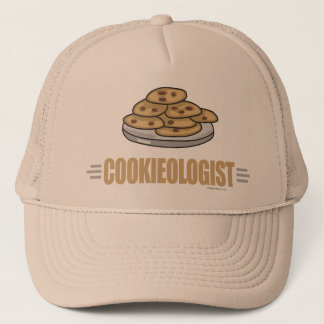 Funny Cookie Lover Trucker Hat