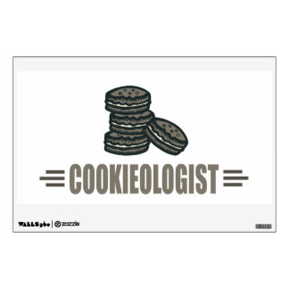 Funny Cookie Wall Sticker