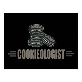 Funny Cookies Postcard