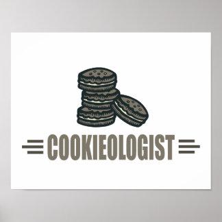 Funny Cookies Print
