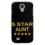 Funny Cool Aunts : Five Star Aunt Galaxy S4 Cases