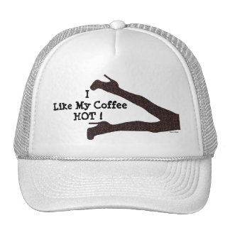 Funny Cool Bro Coffee Girls Legs / House-of-Grosch Hat