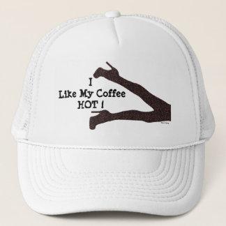 Funny Cool Bro Coffee Girls Legs / House-of-Grosch Trucker Hat