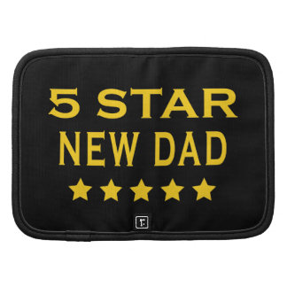 Funny Cool Gifts : Five Star New Dad Organizer