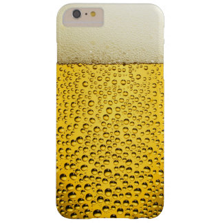 Funny Cool Glass of Beer Barely There iPhone 6 Plus Case