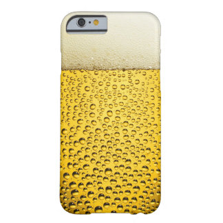 Funny Cool Glass of Beer Barely There iPhone 6 Case