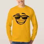 Funny Cool guy emoji T-Shirt