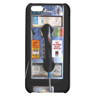 Funny Cool Public Pay Phone iPhone 4 Speck Case iPhone 5C Case