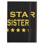 Funny Cool Sisters : Five Star Sister iPad Cases