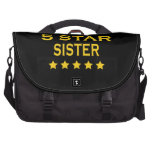 Funny Cool Sisters : Five Star Sister Bag For Laptop