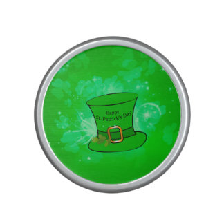 Funny, cool St. Patrick's Day hat Speaker