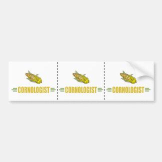 Funny Corn Bumper Sticker