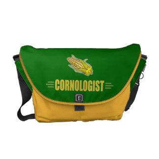 Funny Corn Messenger Bag