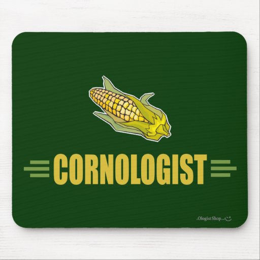 Funny Corn Mouse Pad