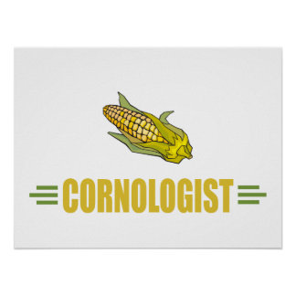 Funny Corn Posters